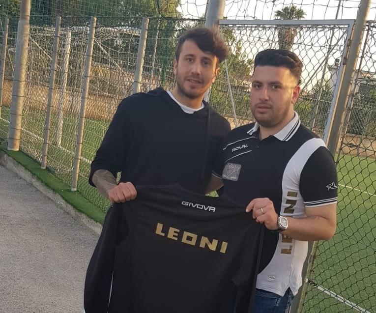 Marco Fuschino e il diesse Vincenzo Esposito
