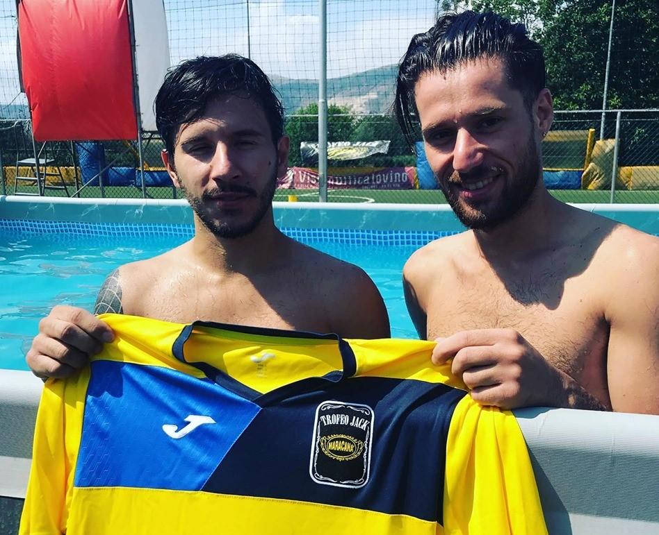 Antonio Miele e Domenico Peccerella