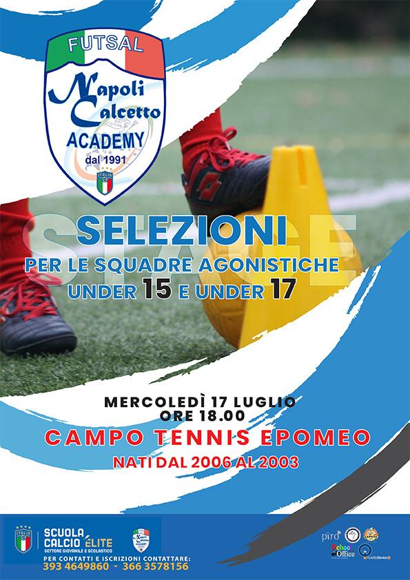 Stage Napoli Calcetto