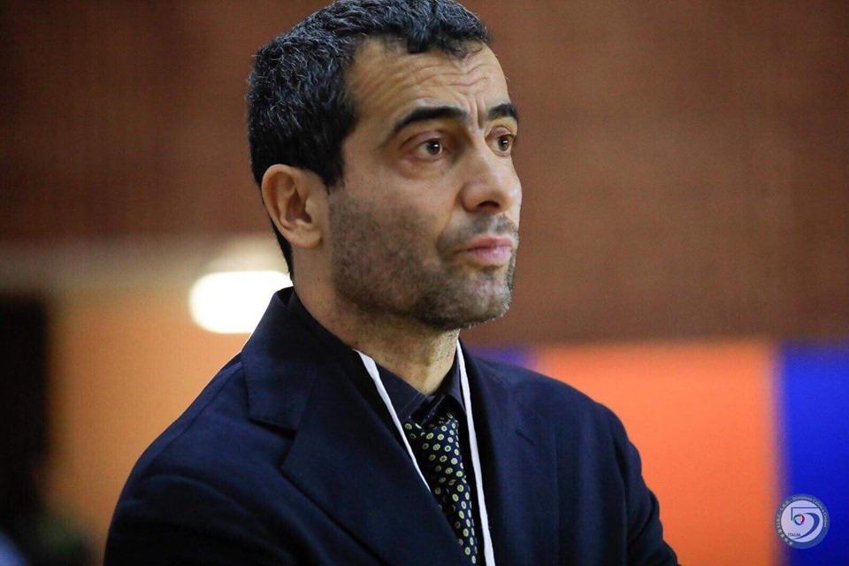 Andrea Centonze, allenatore del Real San Giuseppe