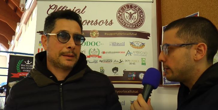 Intervista Gagliotta cattura