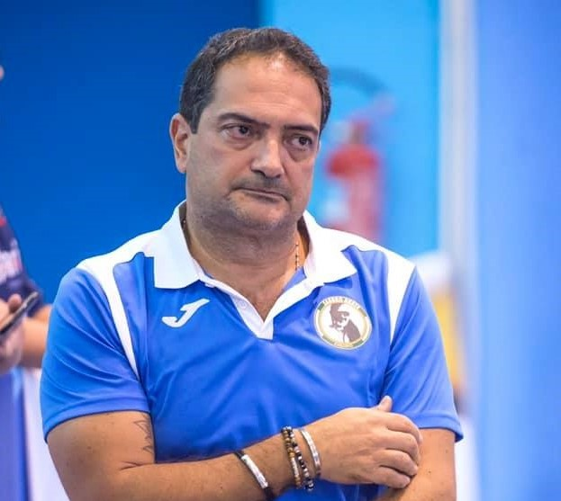 Ivan Oranges, tecnico della Sandro Abate Avellino