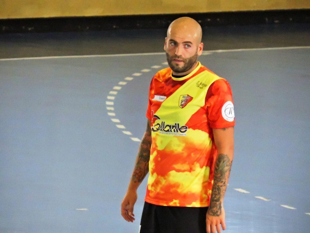 Genny Esposito con la maglia del Benevento 5
