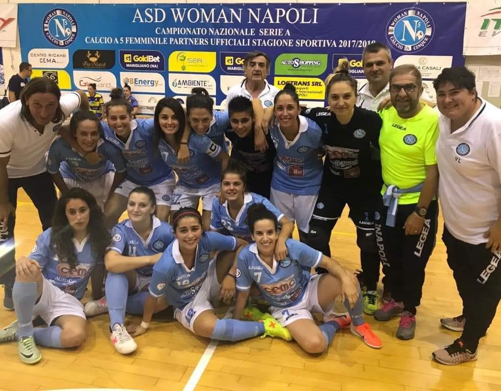 La Woman Napoli