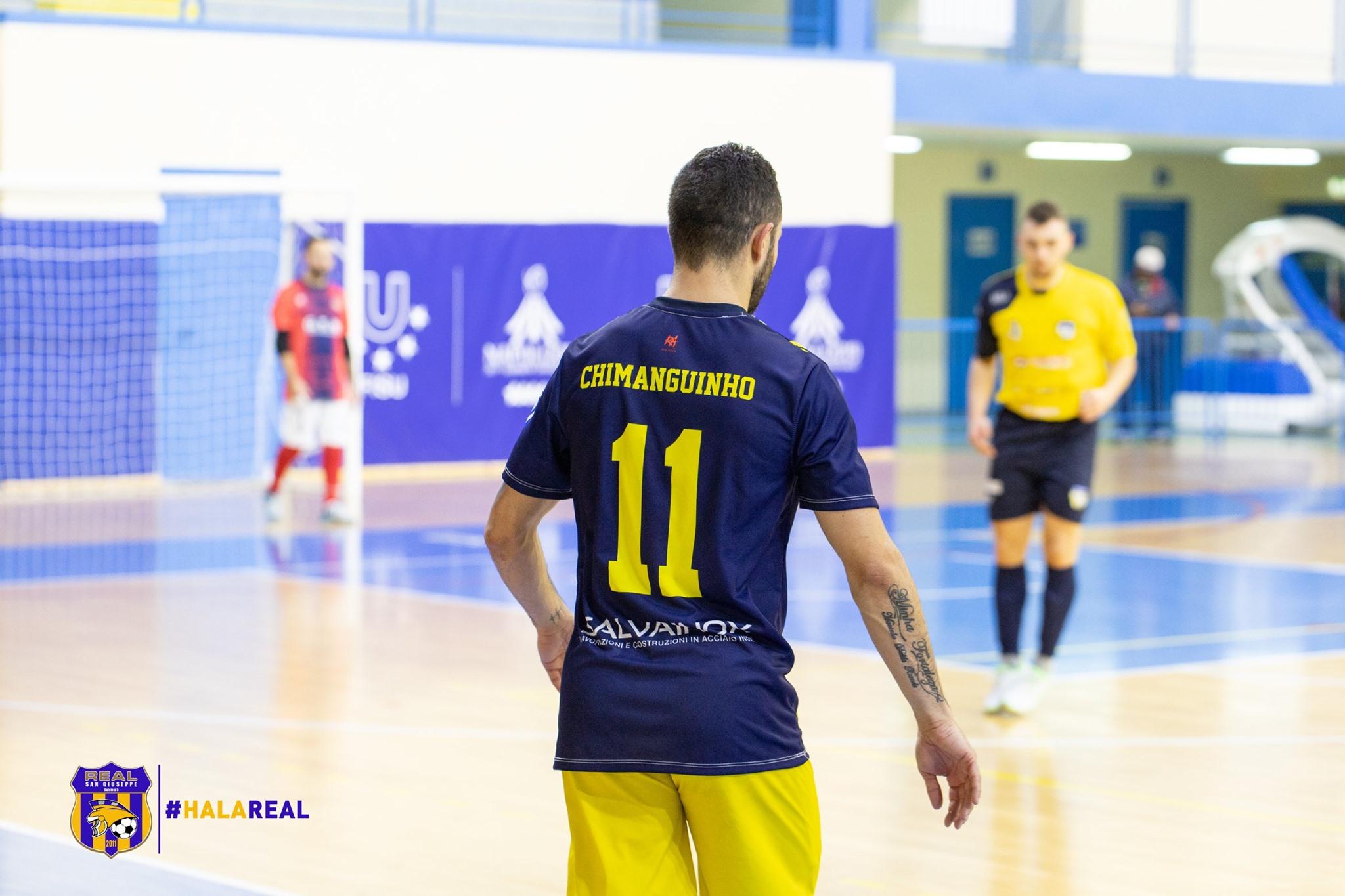 Leandro Chimanguinho, quattro gol ieri contro la Roma