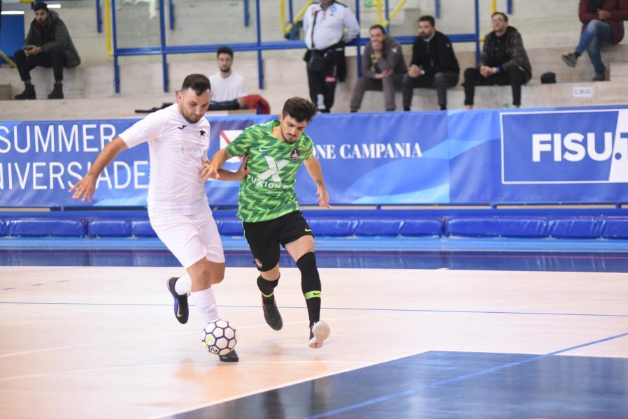 Cosimo Visconti in azione