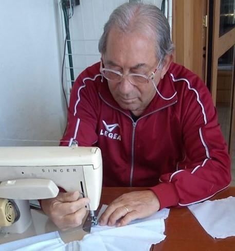Giuseppe Polito, zio di Donato Polito, osservatore degli arbitri