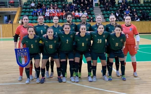 Italia, 8-1 alla Repubblica Ceca, è finale alla Freedom Cup 2020: c'è l'Ucraina