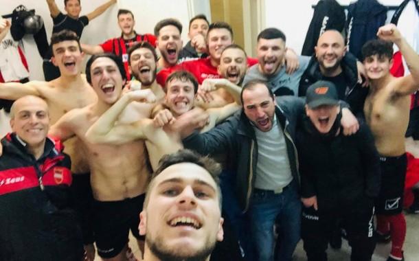 Coppa Campania U21, semifinale tra Sorrento e Pozzuoli Flegrea: poker rossonero, San Marzano eliminato