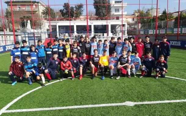 Raduno Esordienti, una giornata all'insegna dei valori dello sport