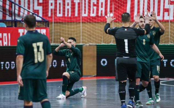 """Elite Round, Italia-Portogallo: """"spareggio"""" su Raisport (ch. 58) alle 18. Gli Azzurri passano se…"""