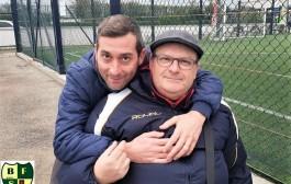 Fabio Esposito lascia il Borgo, l'annuncio su Facebook: futuro da allenatore?