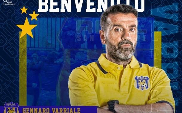 """Varriale nuovo preparatore dei portieri del Real San Giuseppe: """"Lavoreremo tutti insieme per vincere"""""""