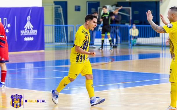 """Real San Giuseppe-Pedrinho, avanti insieme fino al 2021: """"Sono davvero felice"""""""