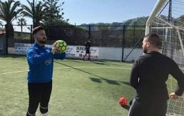 Atletico Vitalica, Squillante abbandona i pali: sarà preparatore dei portieri