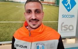 Atletico Vitalica, Tortora al fianco di Manna: sarà allenatore in seconda