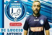 """La Sipremix Limatola riparte da Di Luccio. L'atleta: """"Darò tutto me stesso, non possiamo ripetere gli errori della scorsa annata"""""""