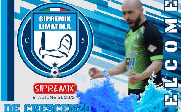 """La Sipremix Limatola fa shopping in A, arriva De Crescenzo. L'ex Sandro Abate: """"Daremo filo da torcere, un piacere ritrovare Gigliofiorito"""""""