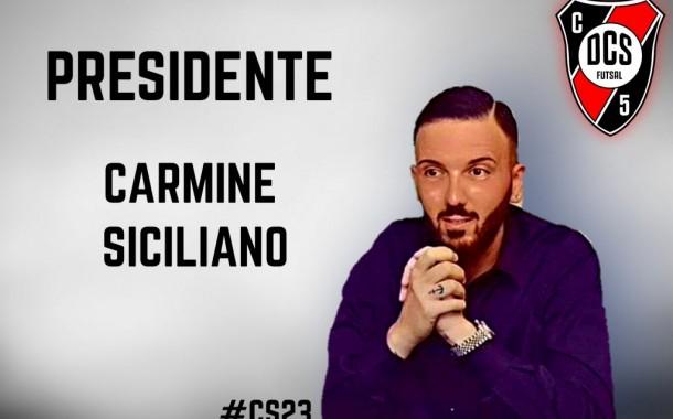 """Il Real Bacoli diventa DCS Futsal, confermata la governance del club. Il presidente Siciliano: """"Passione e amore, ci toglieremo qualche soddisfazione"""""""