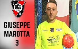 Dcs Futsal, confermato capitan Marotta