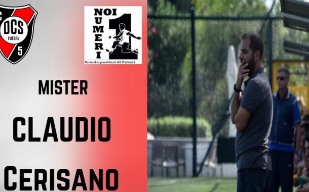 Dcs Futsal, fiducia rinnovata a Cerisano: sarà ancora lui l'allenatore