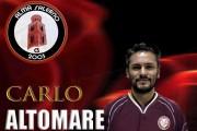 """Alma Salerno, ingaggiato Carlo Altomare: """"Non vedo l'ora di iniziare"""""""