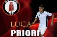 Anche Priori con Maga, rinnovo con l'Alma Salerno