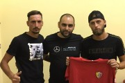 """Il binomio Piperno-Ferrante si ricompone al Benevento 5. Collarile: """"Apriremo un nuovo ciclo in prospettiva futura"""""""