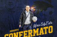 """Real San Giuseppe, rinnova anche il dirigente Della Porta: """"Per me è un'esperienza importante"""""""