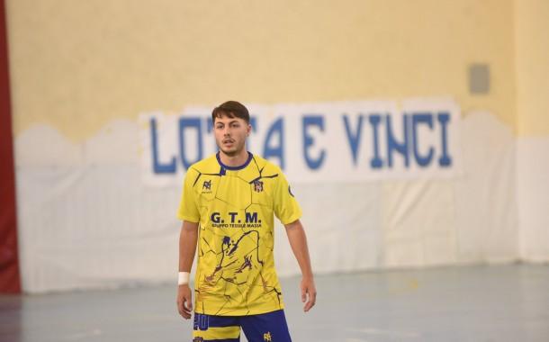 Real San Giuseppe, Formisano ceduto alla Napoli Barrese in prestito