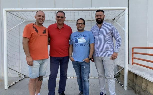 Napoli Barrese, un tecnico da A: presentato Ivan Oranges