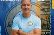 """Si arricchisce il roster del Napoli. Preso lo sloveno Hozjan: """"Sono sicuro che faremo grandi cose"""""""