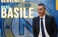 """Basile è il nuovo tecnico del Napoli. Il presidente Perugino: """"Ha la stessa nostra voglia di vincere"""""""