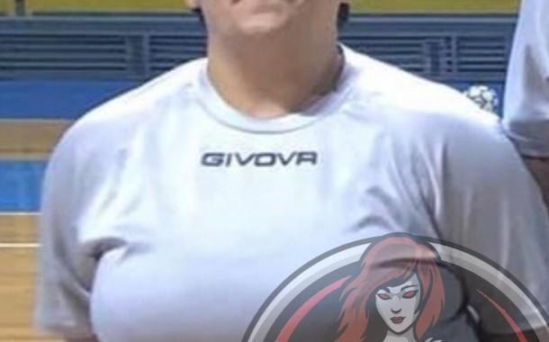 Spartak Caserta Femminile, rinnova mister Di Caprio in attesa dell'A2