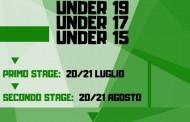 Cus Avellino, al via gli stage: le info