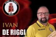 De Riggi torna all'Alma Salerno, al tecnico la panchina U19