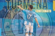 """Turmena, è sempre amore col Napoli: """"Qua siamo felici, la priorità sarà vincere"""""""