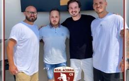 Il Real Acerra non si ferma: ecco Battaglia, Magliano e Borrelli