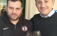 """C1, viaggio tra i club. Il granata splende a Mondragone, il presidente Pagliaro: """"La Sinope farà bene, in bocca al lupo a tutto il mio team"""""""