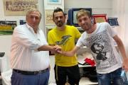 """Real San Giuseppe, ora è ufficiale: Alex è tuo! La famiglia Massa in coro: """"Siamo forti e competitivi"""""""