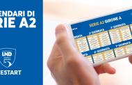Serie A2 maschile, ufficiale il calendario dei quattro gironi: nel D subito FF Napoli-Regalbuto