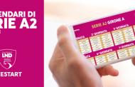 Serie A2 femminile, parte la corsa alla promozione: i calendari dei quattro gironi