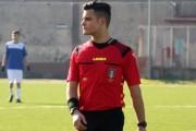 """L'appello di un giovane arbitro di calcio. Carlo Romano: """"Sport e regole mi hanno disciplinato, i valori aiuteranno anche a sconfiggere il virus"""""""