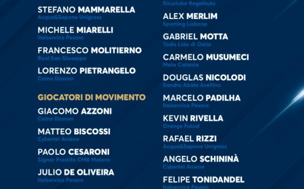 Bellarte vara la nuova Italia: 24 convocati per lo stage di Novarello