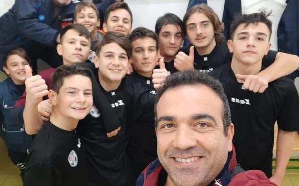 """Unina Flegrea, Luca Colle ancora al timone dell'U15: """"L'entusiasmo è parecchio, felice di poter ricominciare"""""""