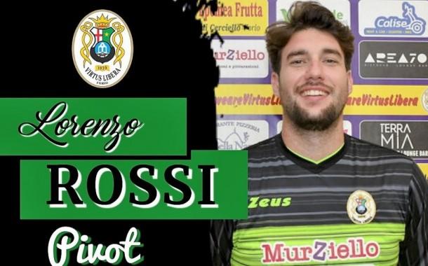 """Rossi giocherà ancora nella Virtus Libera Forio. Il Prof: """"Incontreremo calcettisti come Suarato e Campano, siamo consapevoli delle difficoltà del campionato"""""""