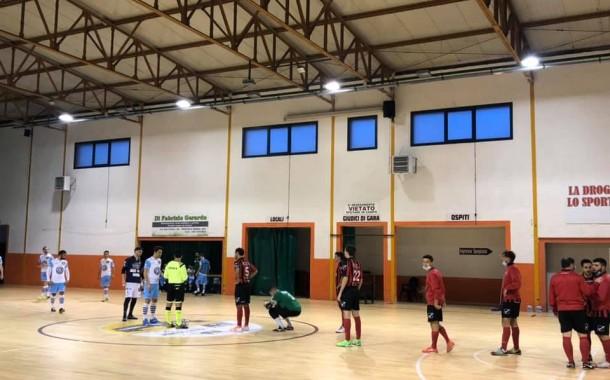C2/C, seconda giornata. Solo tre le gare disputate: Belvedere e Sorrento lassù, pari e patta tra Real Agerola e San Gregorio Magno