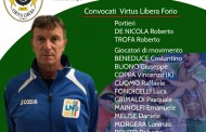 Virtus Libera Forio pronta a respirare aria di C1 al PalaCasale contro il Pompei, non ci saranno Rossi e Iacono