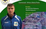 Virtus Libera Forio domani a Pratola Serra, con l'Agostino Lettieri non ci sarà Iacono