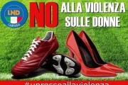 Un rosso alla violenza sulle donne, ecco l'iniziativa
